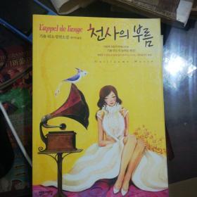 韩文原版 法国小说家 纪尧姆米索著作《天使的召唤》