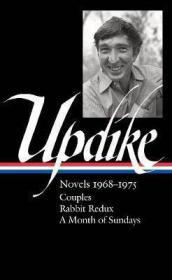 预售约翰·厄普代克 小说集John Updike: Novels 1968-1975