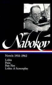 预售弗拉基米尔·纳博科夫 小说集Vladimir Nabokov: Novels 1955-1962