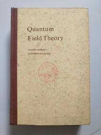Quantum Field Theory量子场论 英文版(馆藏)