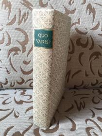 Quo Vadis by Henryk Sienkiewicz -- 显克微支《你往何处去》Jeremiah Curtin英译 Salvatore Fiume插画 Heritage Press 1960年出品