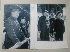 人民画报 1966年第9期 虽只存22页 但品相不很差,共有5页林彪照片完整无缺, 也有江青、红卫兵领袖等照片,还有中心页天安门游行4开大彩照, 配册最合适