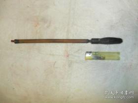 清代民国时期的老毛笔,品较好