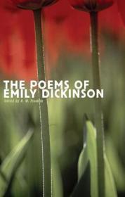 预售 英文预定 The Poems of Emily Dickinson: Reading
