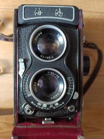 海鸥4b1照相机