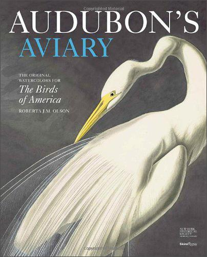 Audubon'sAviary:theOriginalWatercolorsfortheBirdsofAmerica[SpecialEdition]