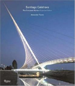 (收藏版)Santiago Calatrava, Complete Works