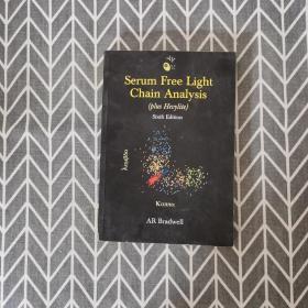 serum free light chain analysis