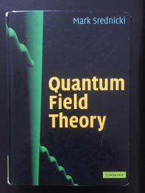 Quantum Field Theory        精装英文原版  重1.4千克