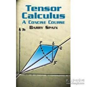 Tensor Calculus: A Concise Course-张量微积分:简明教程