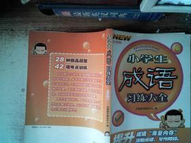 小学生成语习练大全(升级版)