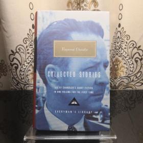 Raymond Chandler Collected Stories 钱德勒短篇小说集 everyman's library 人人文库 英文原版 布面封皮琐线装订 丝带标记 内页无酸纸可以保存几百年不泛黄