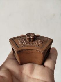 天津蛐蛐罐名家郭景声先生款澄泥作品