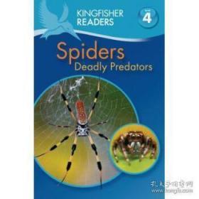 Spiders: Deadly Predators-蜘蛛:致命的食肉动物