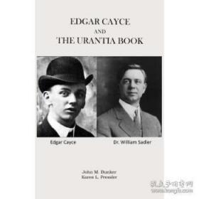 Edgar Cayce and the Urantia Book-埃德加·凯西与乌兰提亚之书