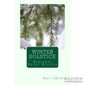 Winter Solstice: A Collection of Short Sto...-冬至:一个短的集合。。。