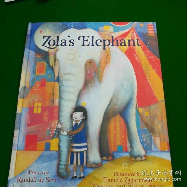 zolas elephant