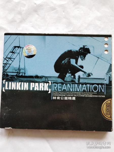 全球第一的摇滚组合《林肯公园精选》,(多网唯一  值得珍藏)