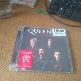 QUEEN GREATEST HITS 歌曲CD