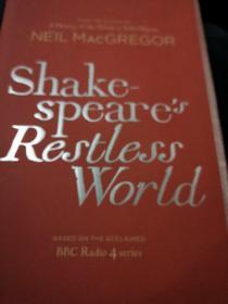 Shakespeare's Restless World-莎士比亚不安分的世界
