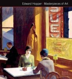 原版现货 爱德华霍普写实绘画Edward Hopper Masterpieces of Art