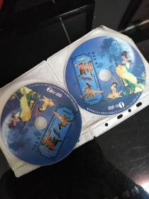 DVD大型电视连续剧聊斋1~4全套