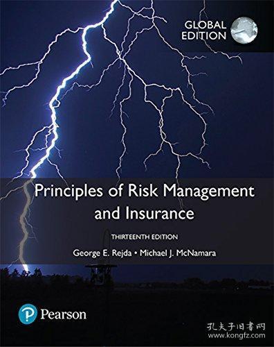 (正版!!)Principles of Risk Management and Insurance, Global Edition (English Edition)  9781292151038