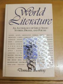 英文原版:world literature