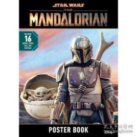 Star Wars: The Mandalorian Poster Book-星球大战:曼达洛人海报册