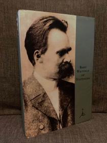 The Basic Writings of Nietzsche(《尼采基本文选》,Walter Kauffmann英译,精装,经典Modern Library)