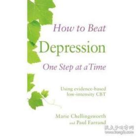 How to Beat Depression One Step at a Time-如何一步一步地战胜抑郁