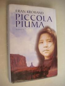 PICCOLA PIUMA 意大利原版 24开精装+书衣