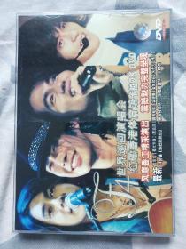 F4巡回演唱会香港红磡体育馆  DVD    正版