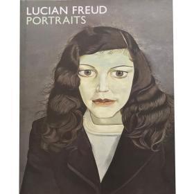 精装原版现货Lucian Freud Portraits卢西安·弗洛伊德肖像人物画画册