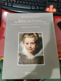 RUBENS,VAN DYCK AND THE FLEMISH SCHOOL OF PAINTING(鲁本斯,凡戴克与弗兰德斯画派)
