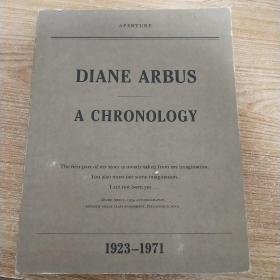 Diane Arbus: A Chronology