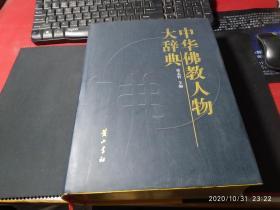 中华佛教人物大辞典   无字迹
