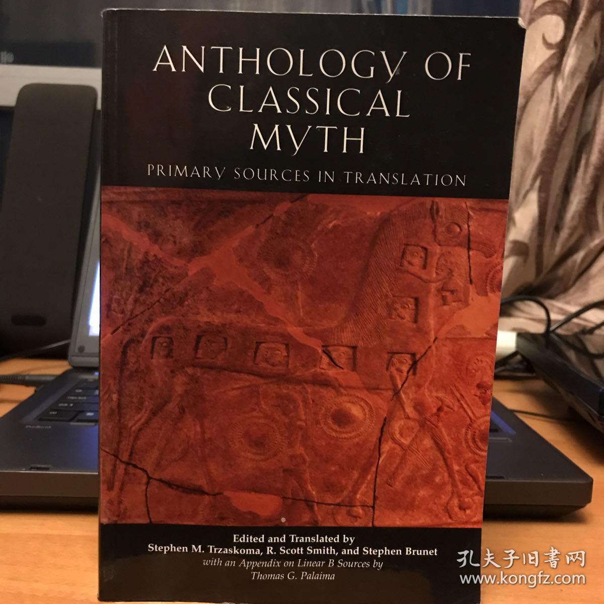 Anthology Classical Myth(primary sources translation)