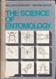 16开精装本、英文原版:《the science of entomology(昆虫学;昆虫科学)》(第二版)【正版现货,品如图】