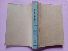国外科技资料馆藏目录(矿业冶金)(月刊)1971年   5-6期  1972年1-12期  合订本