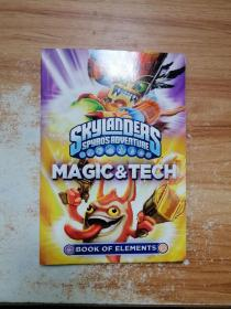 BOOK OF ELEMENTS:MAGIC & TECH