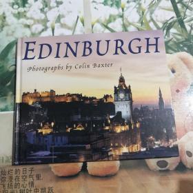 EDINBURGH Photographs by Colin Baxter
