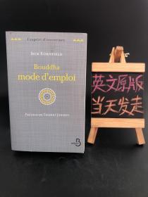 Bouddha mode d'empioi