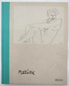 现货原版 亨利·马蒂斯Henri Matisse: Erotic Sketchbook色情写生簿集画册书籍图书