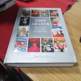 2009上海文化年鉴     硬精装