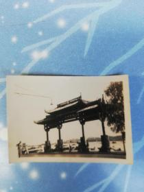 民国杭州照片  西湖  光华复旦