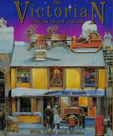 Victorian Advent Pop-Up Book