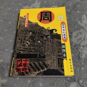 中华姓氏通史:周姓(插图本)