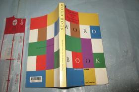 Word Book (原版 英日辞典 32开)