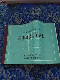 中华人民共和国民事诉讼法学图表